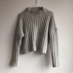 Artie Mock Turtleneck Sweater